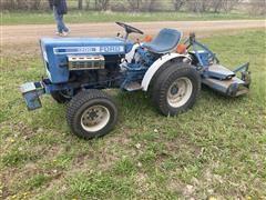 Ford 1200 MFWD Tractor & Mower