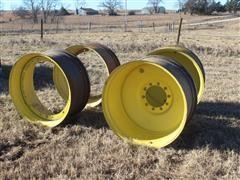 John Deere Rear Rims