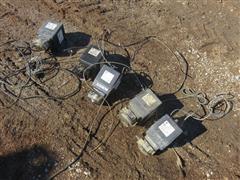 Stenner M071J Medicator Metering Pumps