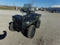 2015 Polaris Sportsman ETX 4X4 ATV