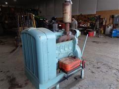 Detroit 4031-C 4-Cylinder Diesel Power Unit