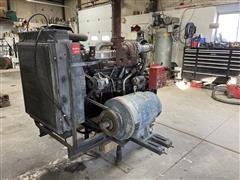 Isuzu 6BG1T 6.49L Diesel Power Unit