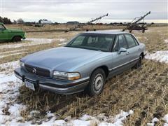 1995 Buick Lesabre Car (INOPERABLE)