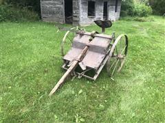 Antique Stalk Chopper