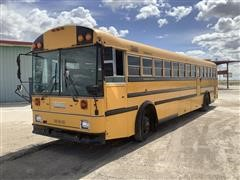 2000 Thomas 78 Passenger School Bus