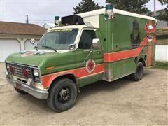 1981 Ford Econoline Quick Response Vehicle