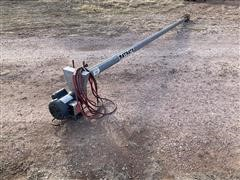 "Mayrath 4"" X 15' 7"" Electric Auger"