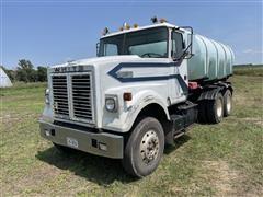 1978 White WIA64T T/A Tanker Truck