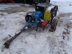 Generac 150 KW/75 KW Portable Alternator / Welder
