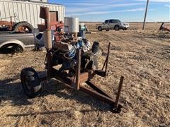 Ford 460 Power Unit (INOPERABLE)