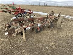 McCormick Fast Hitch 4-Bottom Plow