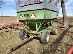 Parker 2500 Gravity Wagon/Seed Tender