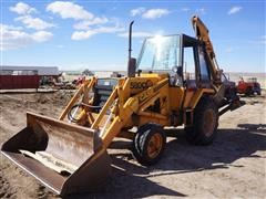 Case 580C 2x4 Loader Backhoe (INOPERABLE)