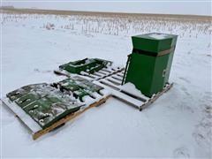 John Deere 4960 Fuel Tank & 4630 Weights