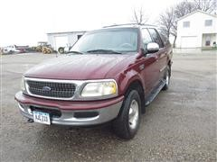 1998 Ford Expedition 4x4 SUV