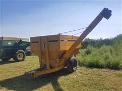 Big Ox 400 Grain Cart