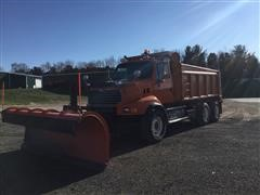 2001 Sterling LT9513 T/A Dump Truck W/Plow