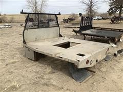 Shop Built Pickup Flatbed