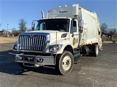 2008 International WorkStar 7400 S/A Garbage Truck