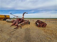 International 50 Forage Harvester