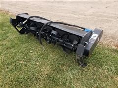 2020 Suihe Rotary Tiller Skid Steer Attachment
