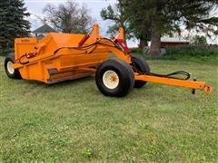 Big Dog S-11 8' Dirt Scraper
