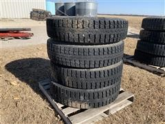 General 11R22.5 Recapped Truck Tires