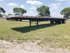 2004 Transcraft Eagle RS2 T/A Flatbed Trailer