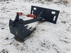 2020 Mid-State Backhoe Skid Steer Attachment