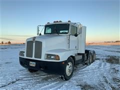 1992 Kenworth T400 Truck Tractor