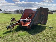 2018 Rhino Apex 3150-4 Flex-Wing Rotary Cutter