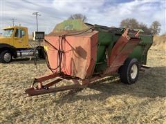 Farm Aid 430 Feeder Wagon