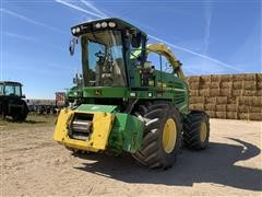 2009 John Deere 7450 Pro Drive Forage Harvester