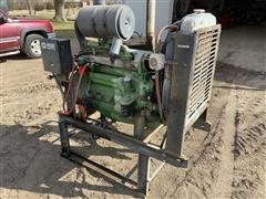 John Deere 6068 Diesel Power Unit