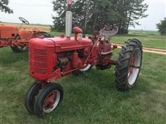 1950 Farmall C 2WD Tractor