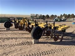Agri-Products 9 Shank Inner Row Ripper w/ Coulters