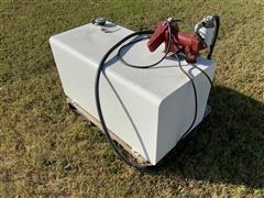 DeeZee 110-Gal Fuel Tank & Fill-Rite Pump