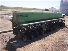 Great Plains Solid Stand 20' 3-pt Double Disk Drill