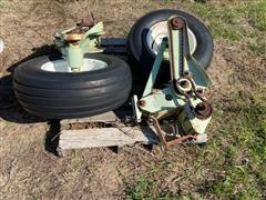 Orthman Drive Gauge Wheels