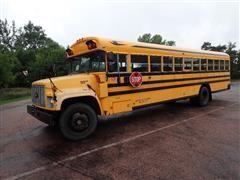 1998 Chevrolet B Series C7H064 Blue Bird Bus