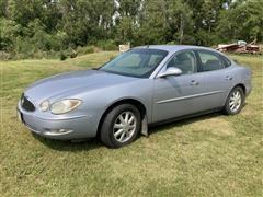 2005 Buick LaCrosse Sedan