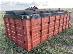 Omaha Standard 16' Steel Grain Truck Box