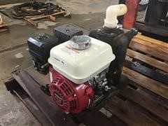 Honda GX160 Water Pump