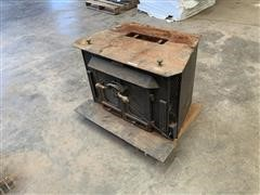 Buck Stove Wood Burning Heater