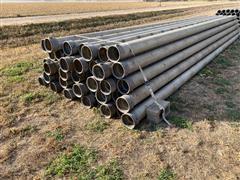 "Rainway 8"" Aluminum Gated Irrigation Pipe"