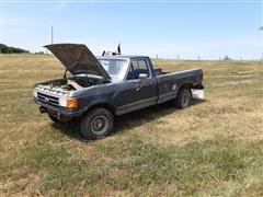1987 Ford F150 Regular Cab Pickup