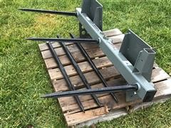 Work Saver SSRB-330 Square Bale Mover