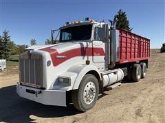 1988 Kenworth T600 T/A Grain Truck
