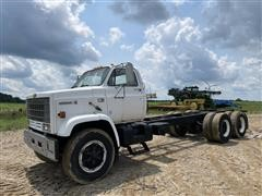 1985 Chevrolet ME6500 T/A Cab Chassis