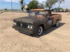 1965 Dodge D100 2WD Pickup